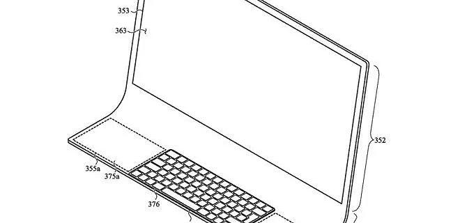 iMac z zupełnie nowym designem. Będzie miał elastyczny ekran?