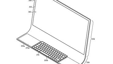 iMac patent od Apple
