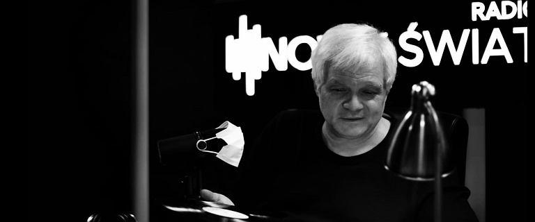 Nie żyje Krzysztof Łuszczewski. Dyrektor muzyczny Radia Nowy Świat miał 59 lat
