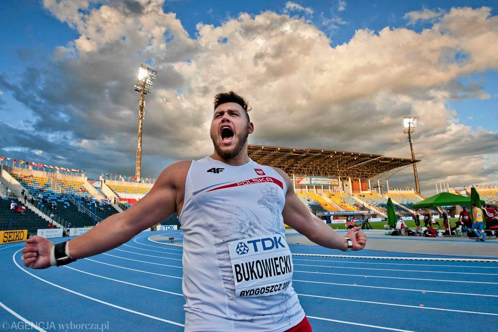 Kulomiot Konrad Bukowiecki mistrzem świata do lat 20 w Bydgoszczy