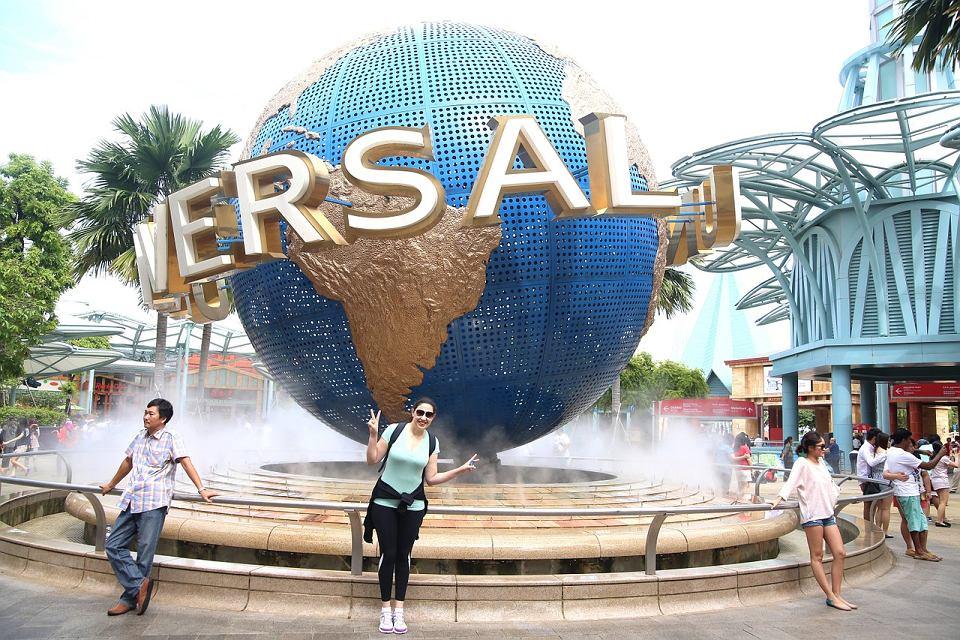 Universal Studios, Singapur