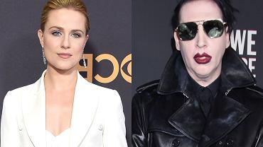 Marilyn Manson, Evan Rachel Wood