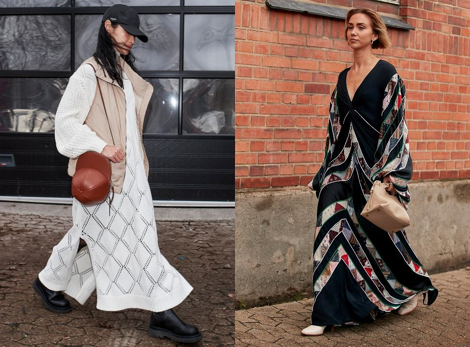 Sukienki Fashion Week
