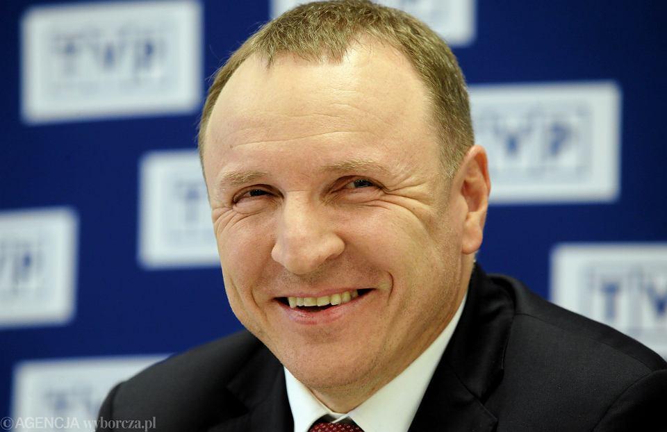 Jacek Kurski - szef TVP