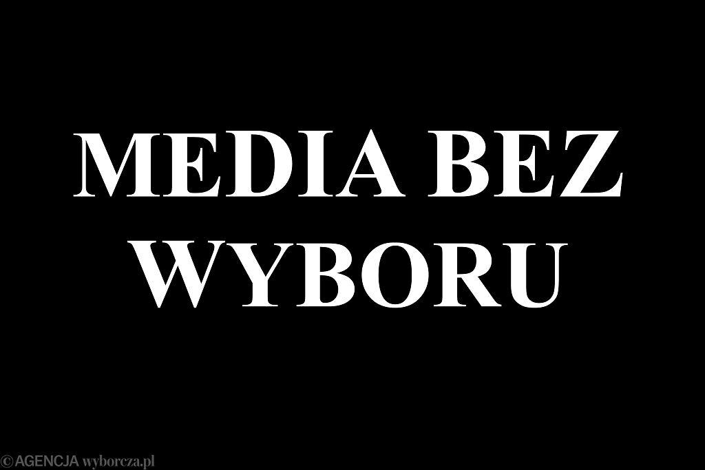 Media Bez Wyboru. Dlaczego nie działają stacje radiowe