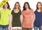 Wyprzedaż w C&A - kolorowe koszulki do 30 zł