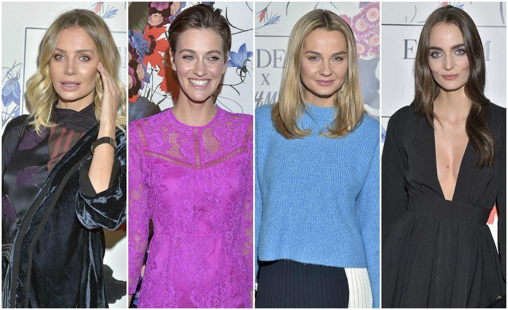 Gwiazdy na premierze VIP Erdem dla H&M