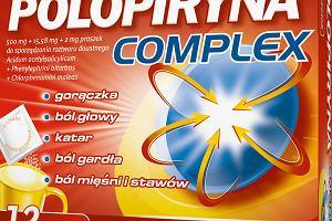 POLOPIRYNA COMPLEX - kompleksowy lek na przeziębienie i grypę