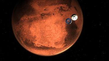 NASA wysłała kolejny łazik na Marsa