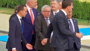 Szczyt NATO w Brukseli. Jean-Claude Juncker