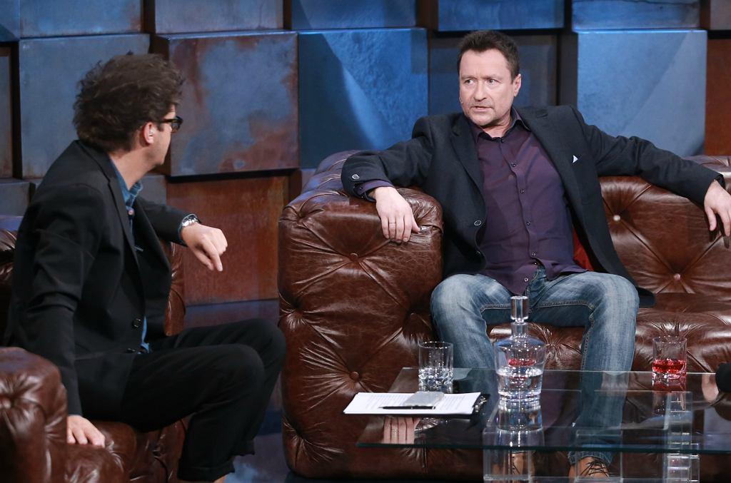 Kuba Wojewódzki, Jacek Kawalec