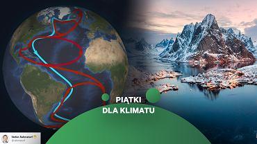 Naukowcy: Prąd Zatokowy najsłabszy od 1000 lat