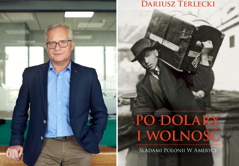 Książka Dariusza Terleckiego ukazała się nakładem Wydawnictwa MUZA SA (mat. prasowe)