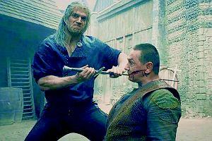 """""""Zabił mnie Wiedźmin"""". Jak wygląda praca kaskadera?"""