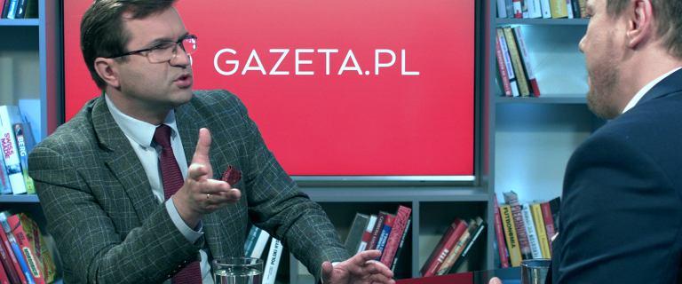 Zbigniew Girzyński o pedofilii: To dobrze, że mamy w Polsce surowe prawo