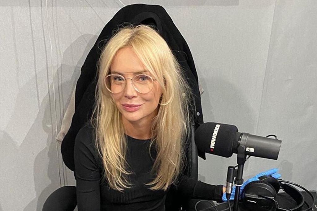 Agnieszka Woźniak-Starak świętuje urodziny / instagram.com/newonce_radio
