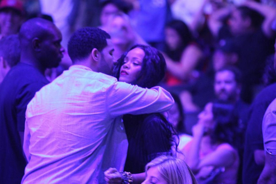 Rihanna i Drake randki 2015