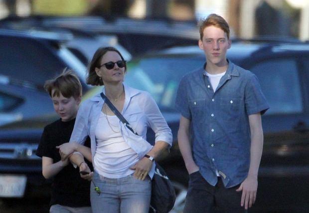 Jodie Foster, synowie