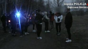 Dąbrowa Górnicza. 123 osoby na urodzinach nad jeziorem. Wszyscy poniosą konsekwencje