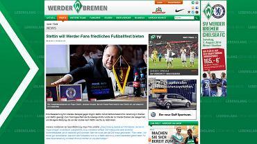Drugie oświadczenie Werderu - z przeprosinami za pierwsze