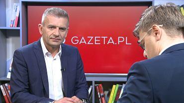 Europoseł Bartosz Arłukowicz w porannej rozmowie Gazeta.pl