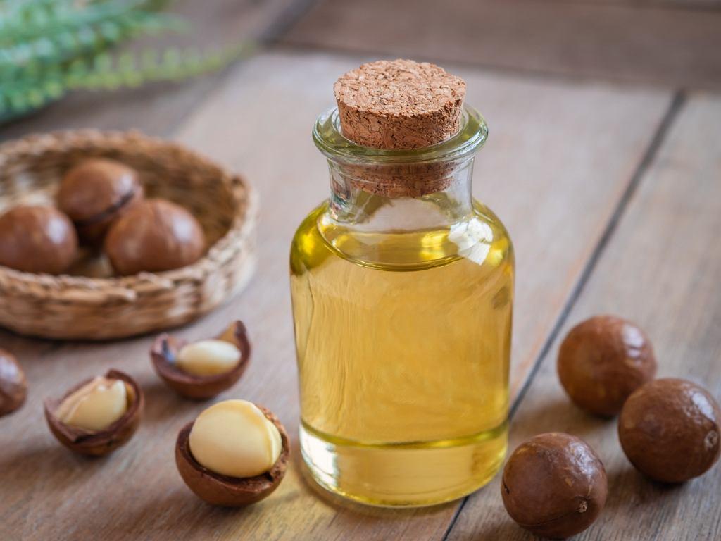 Olej makadamia - właściwości