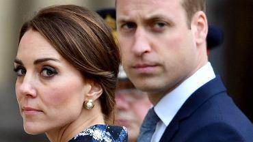 Księżna Kate i Książę William