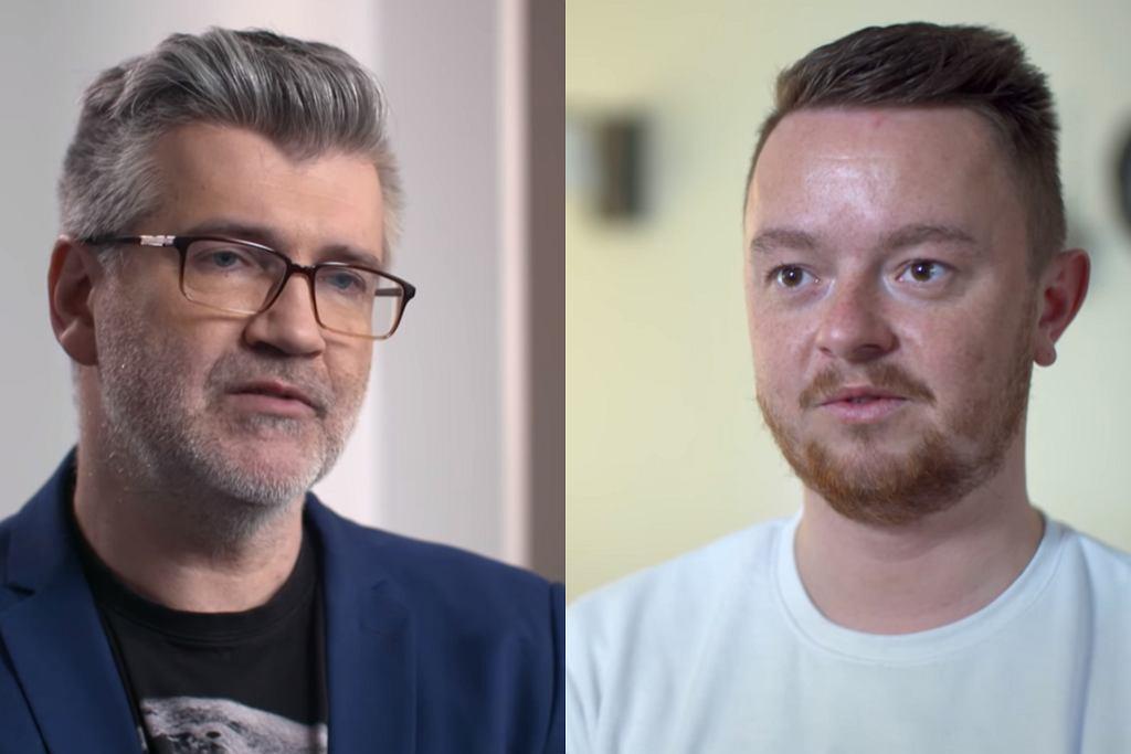 Piotr Mosak i Adam Miciak 'Ślub od pierwszego wejrzenia'