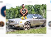 Ukochany samochód rapera Ludacrisa to 27-letnia Acura Legend