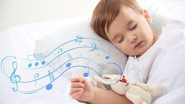 'Na Wojtusia z popielnika' - jedna z najpiękniejszych kołysanek, która pomoże ułożyć malca do snu. Zdjęcie ilustracyjne
