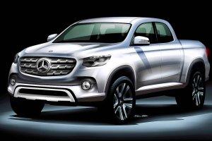 Mercedes zbuduje ekskluzywnego pickupa
