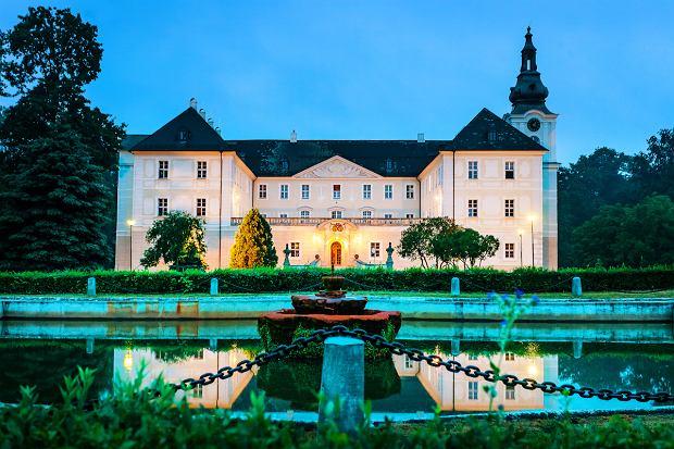 Pałac w Zaborze k. Zielonej Góry