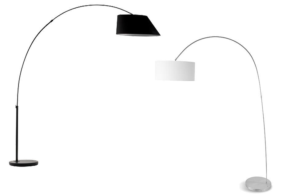 Lampy inspirowane Arco