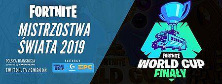 Fortnite Mistrzostwa Świata 2019