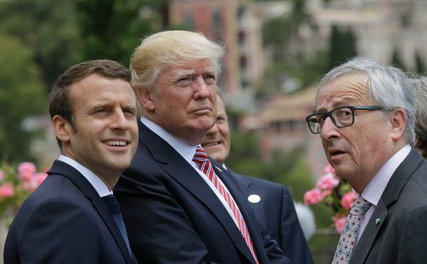 Szczyt G7 w Tarominie