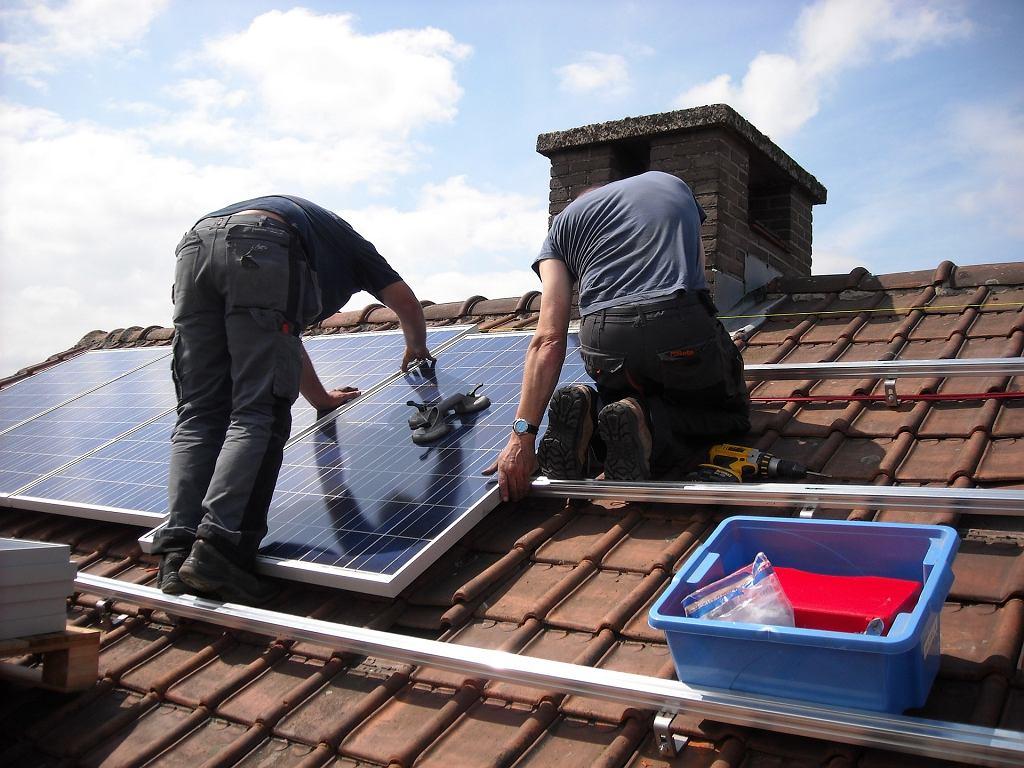 Mój prąd to program dofinansowań instalacji paneli słonecznych
