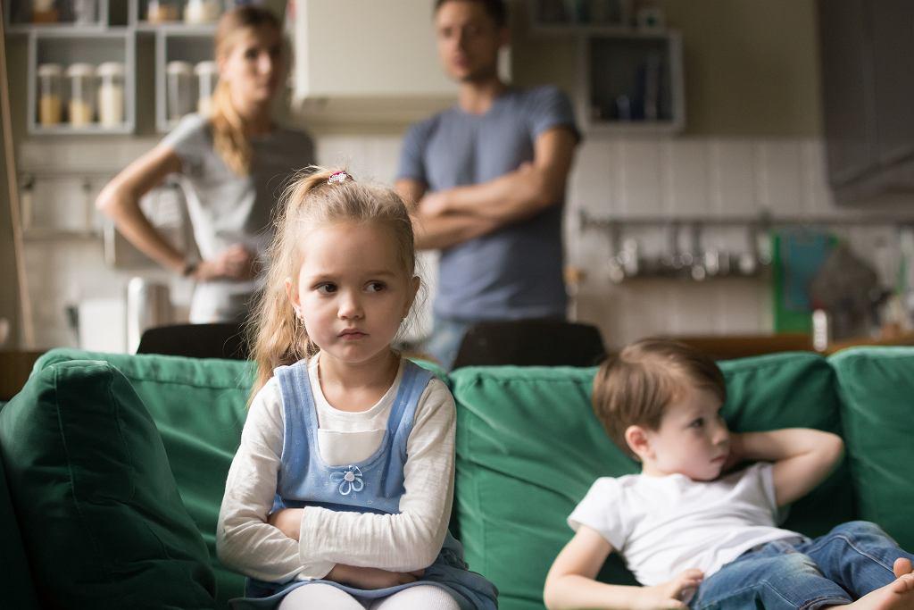 Adwokat mężczyzn: Sądy w Polsce wciąż faworyzują matki, nie kierują się dobrem dzieci (fot: Shutterstock.com)
