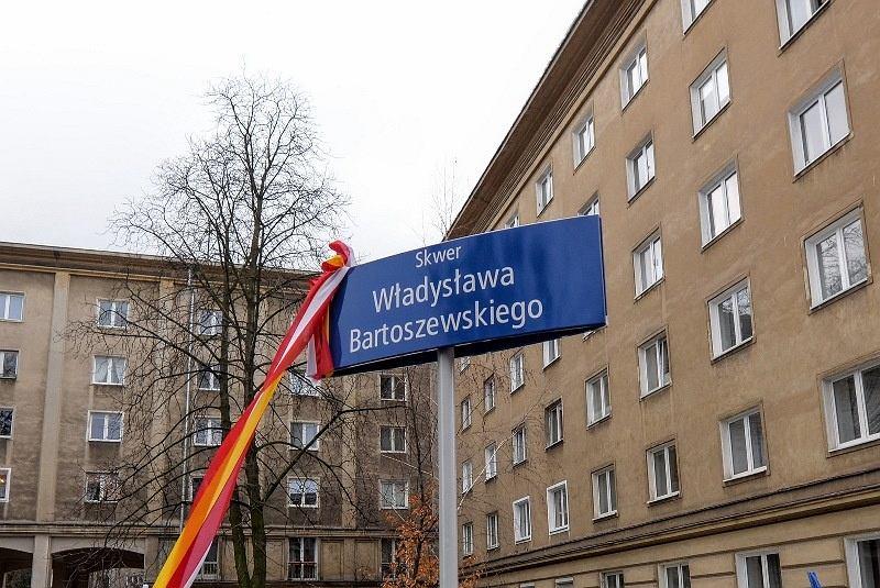 Skwer Bartoszewskiego