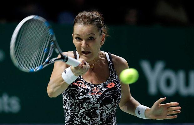 WTA Finals. Agnieszka Radwańska krok bliżej półfinału