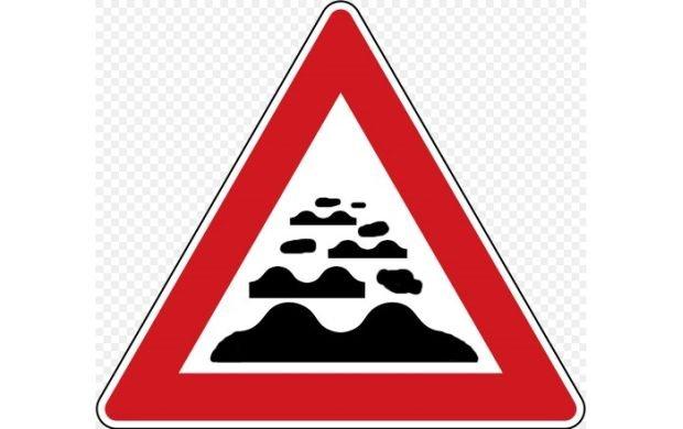Czeski znak drogowy