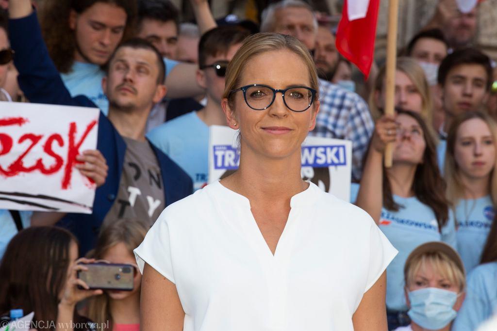 Małgorzata Trzaskowska.
