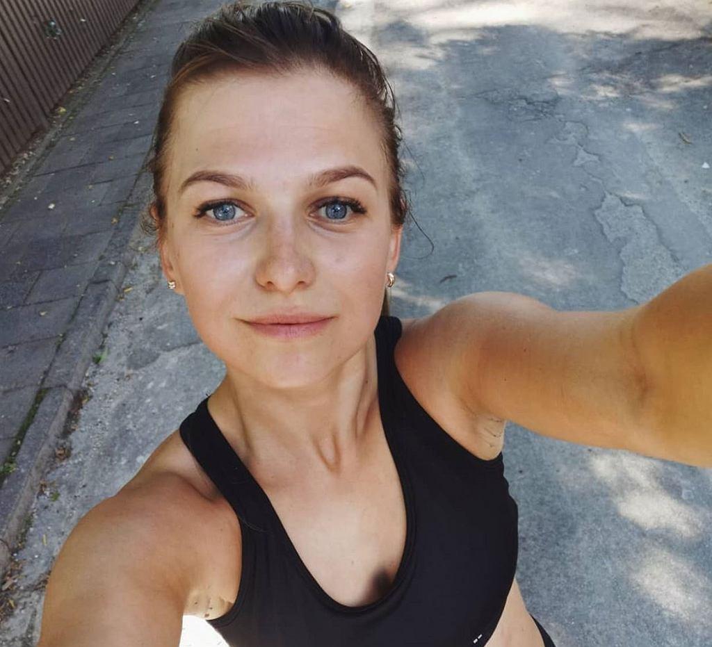 Anna Lewandowska o samoakceptacji