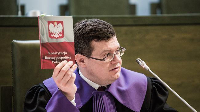 """Prezes """"Iustitii"""" Markiewicz o Piebiaku: Nie spodziewałem się, że można tak nisko upaść"""