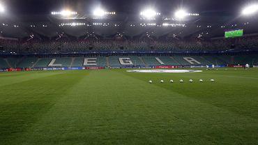 Stadion Wojska Polskiego przy ulicy Łazienkowskiej w Warszawie