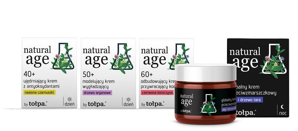 Natural age by Tołpa - linia do cery dojrzałej