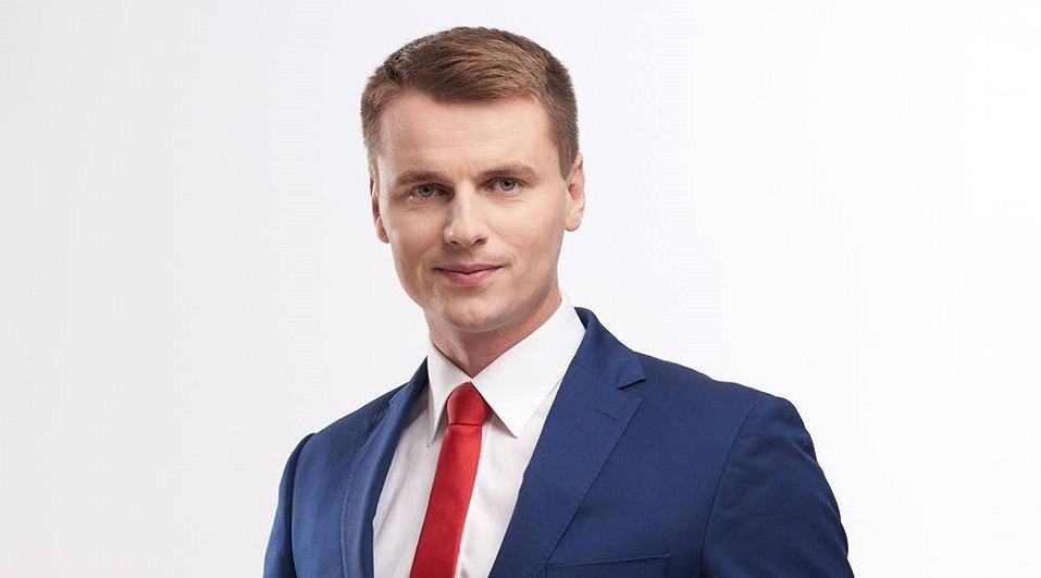 Prezydent Otwocka Jarosław Margielski
