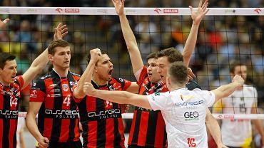 Lotos Trefl - Asseco Resovia 2:3 w drugim meczu finału play-off