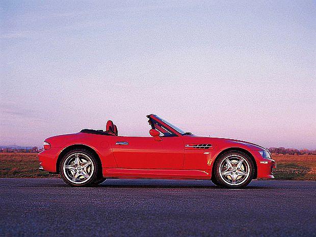 Roadster w wersji M gwarantował ogromną frajdę za kółkiem i basowy pomruk silnika