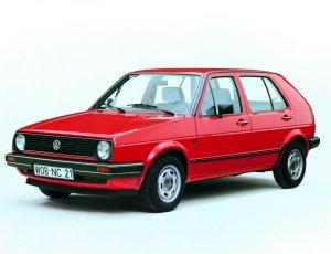 Volkswagen Golf   40 lat