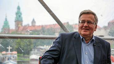 Bronisław Komorowski przyjął zaproszenie na obchody 11 listopada w Poznaniu